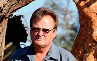 Dirk Badenhorst, from the well known Bonsmara Stud Badeveen