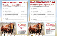 Promotional Day for Bonsmara breed 2014