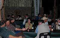 Guests at Farmers Day braai.
